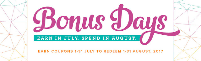 Bonus Days - FREE $$ when you shop during July - https://www3.stampinup.com/ecweb/default.aspx?dbwsdemoid=4008228