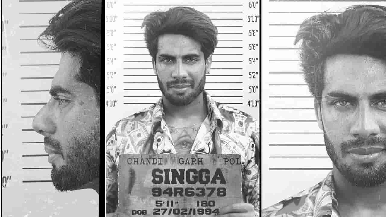 Mugshot lyrics Triplee sixx Singga Punjabi Song
