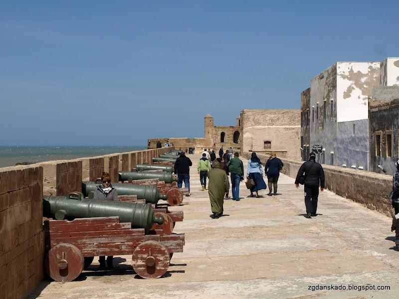 Essaouira - Skala de la Villa