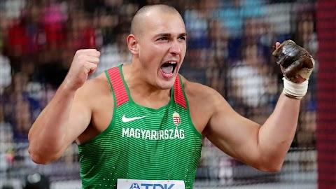 Atlétikai vb - Kámán Bálint: egészen elképesztő Halász Bence teljesítménye
