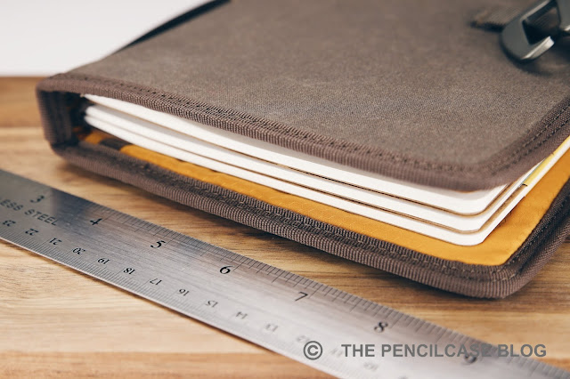 REVIEW: LOCHBY FIELD JOURNAL NOTEBOOK COVER