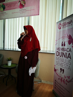 Founder blogger muslimah