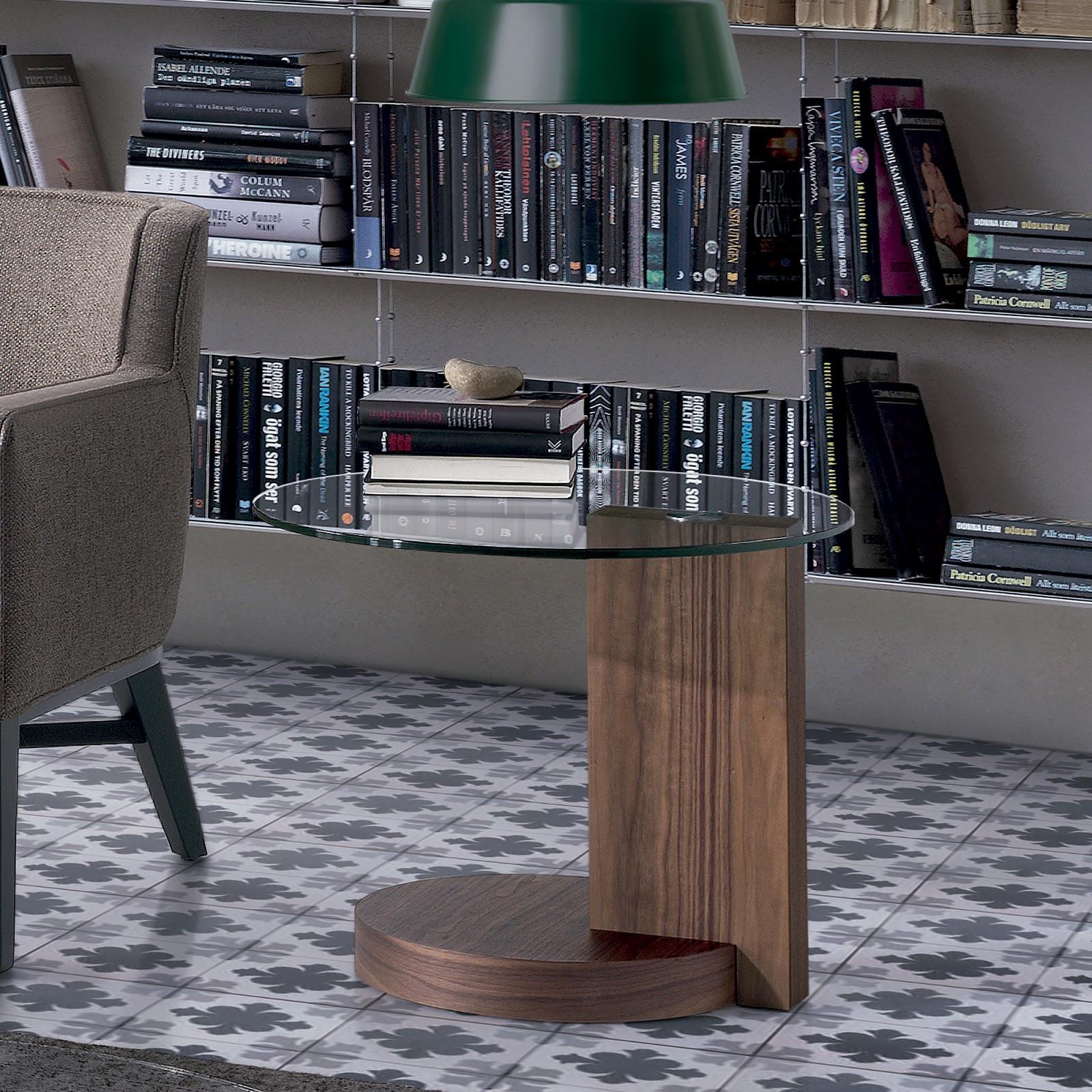 Muebles de sal n mesas auxiliares puntos de apoyo para - Mesas auxiliares modernas ...