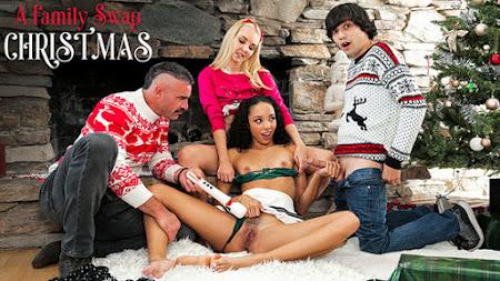 [FamilySwap] Aaliyah Love, Alexis Tae (A Family Swap Christmas / 12.20.2020)
