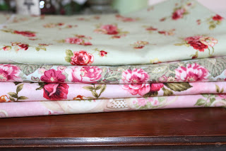 Rose Pattern Fabrics, Living From Glory To Glory Blog...