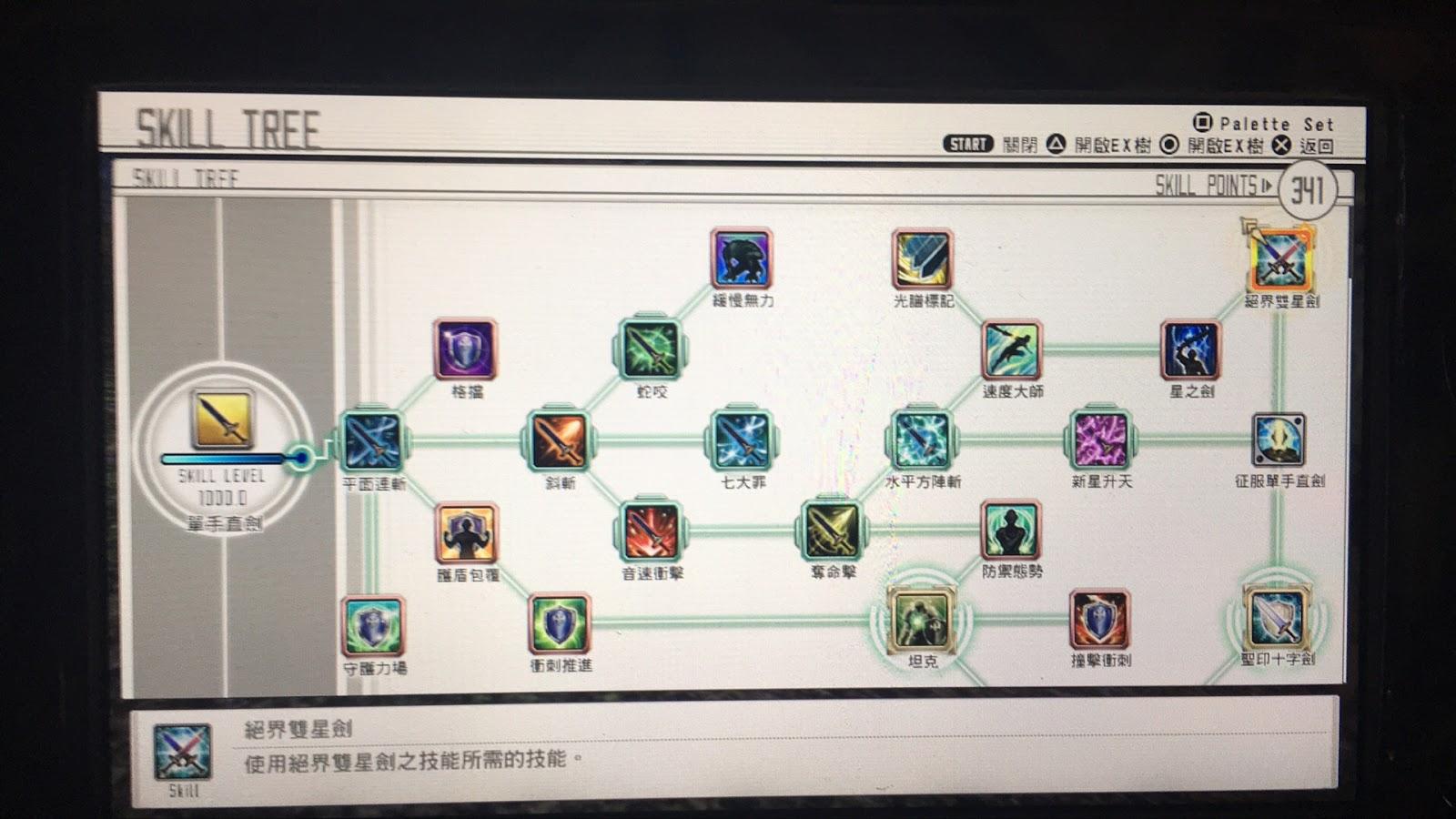 刀劍神域 虛空幻界 各武器刷熟練度技巧   娛樂計程車