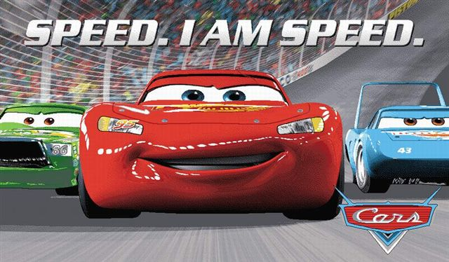 I am speed