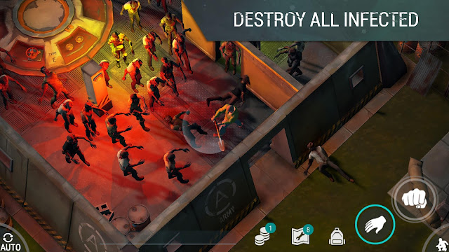 Tampilan Game Last Day on Earth Survival