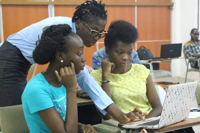 Young Women to be paid and empowered through technology