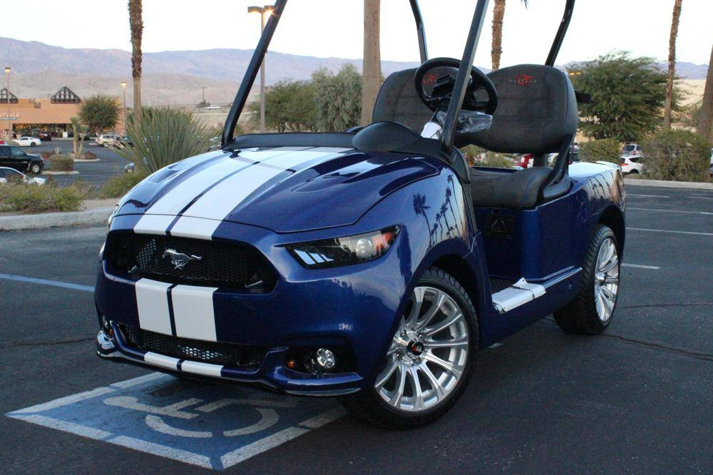 You Can Now Buy A Ford Golf Cart In South Africa