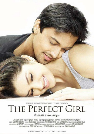 The Perfect Girl 2015 Full Hindi Movie Download HDRip 480p 300Mb