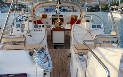 Material tapizar barcos