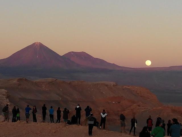 Licancabur desde Piedra del Coyote Atacama