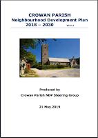 Cover of Crowan Neighbourhood Plan