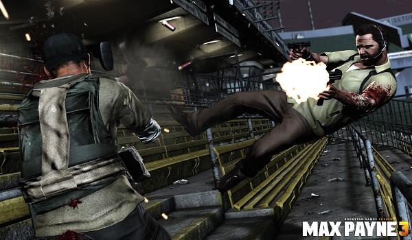 تحميل لعبة Max Payne 3