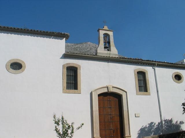 Ermita de San Miguel de Martos en el Llanete