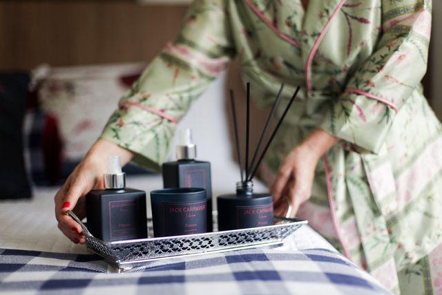 Jack Carravieri lança linha home em perfumaria de ambientes