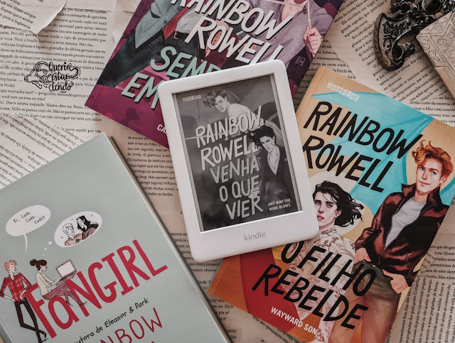 Resenha: Venha o que vier - Rainbow Rowell