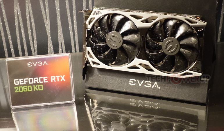 There will be no answer to the Radeon RX 5600 XT - the GeForce RTX 2060 KO is not an Nvidia initiative