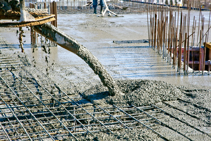 12 important points to pour concrete in cold weather for What temperature to pour concrete outside