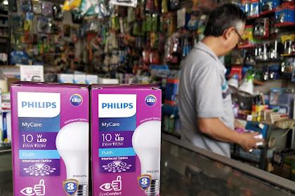 Lampu LED Philips tidak diRagukan Terangnya