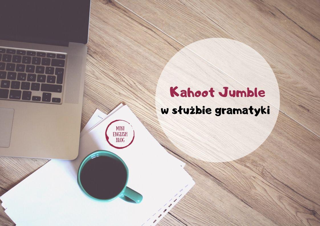 Kahoot Jumble - końcoworoczne powtórki część 2