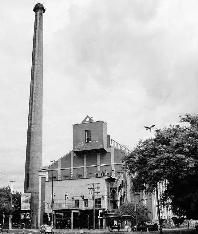 Centro Cultural Usina do Gasômetro, em Porto Alegre