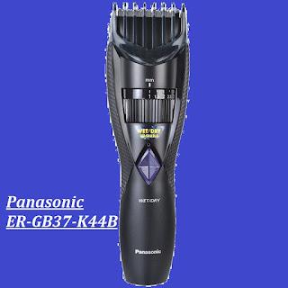 Panasonic ER-GB37-K44B, Cordless Trimmer for Men –