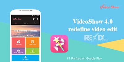 VideoShow Pro Video Editor & Maker Apk for Android