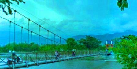 Jembatan Gantung, Tatanga