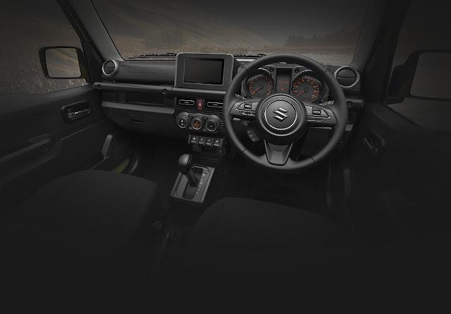 Interios Jimny Suzuki Batam