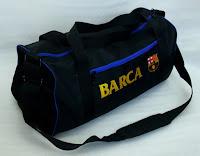 tas travelbag bola barcelona