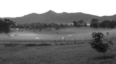 Mount Samson, Queensland.
