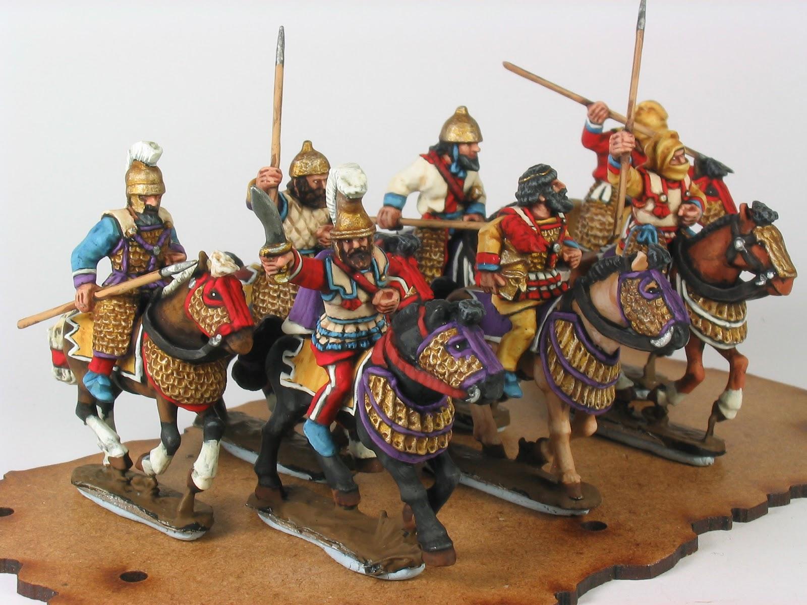redzedz: More Foundry Persian Cavalry