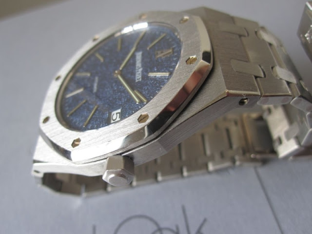 Référence 14802PT Réplique Montre Audemars Piguet Royal Oak Jumbo Automatique Platinum