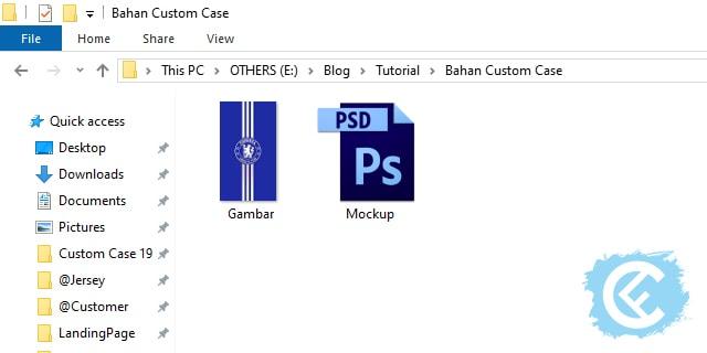 Cara Membuat Custom Case dengan Photoshop