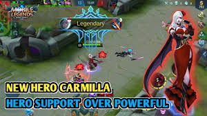 Tanggal Rilis Hero Carmilla ke Server Global Mobile Legends