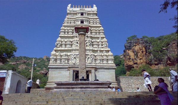 Sri Yaganti Uma Maheswara Temple
