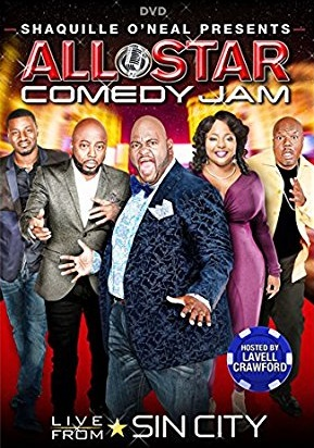 All-star Comedy Jam: Live From Sin City [2017] [DVDR] [NTSC] [Subtitulado]