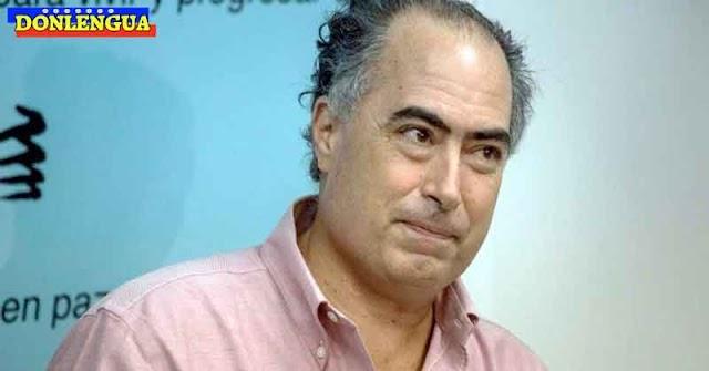 EL MUNDO ALREVÉS   Roberto Picón quiere ser presidente del CNE de Maduro