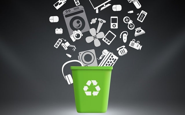responsible electronics disposal recycling hardware systems
