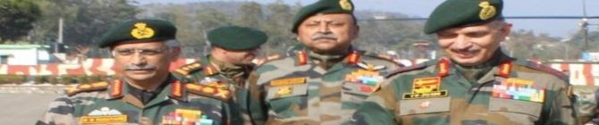 Top Army Commanders To Review Emerging Threats