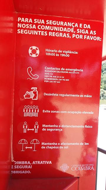 regras de segurança