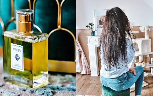 Luksusowy olejek UTIQUE - piękne i gładkie włosy! - Czytaj więcej »