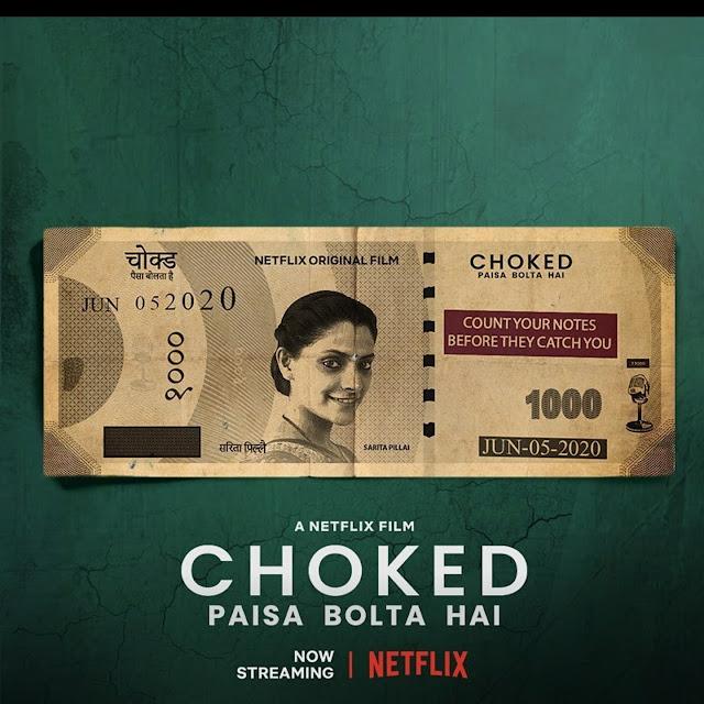 Choked: Netflix Movie Review