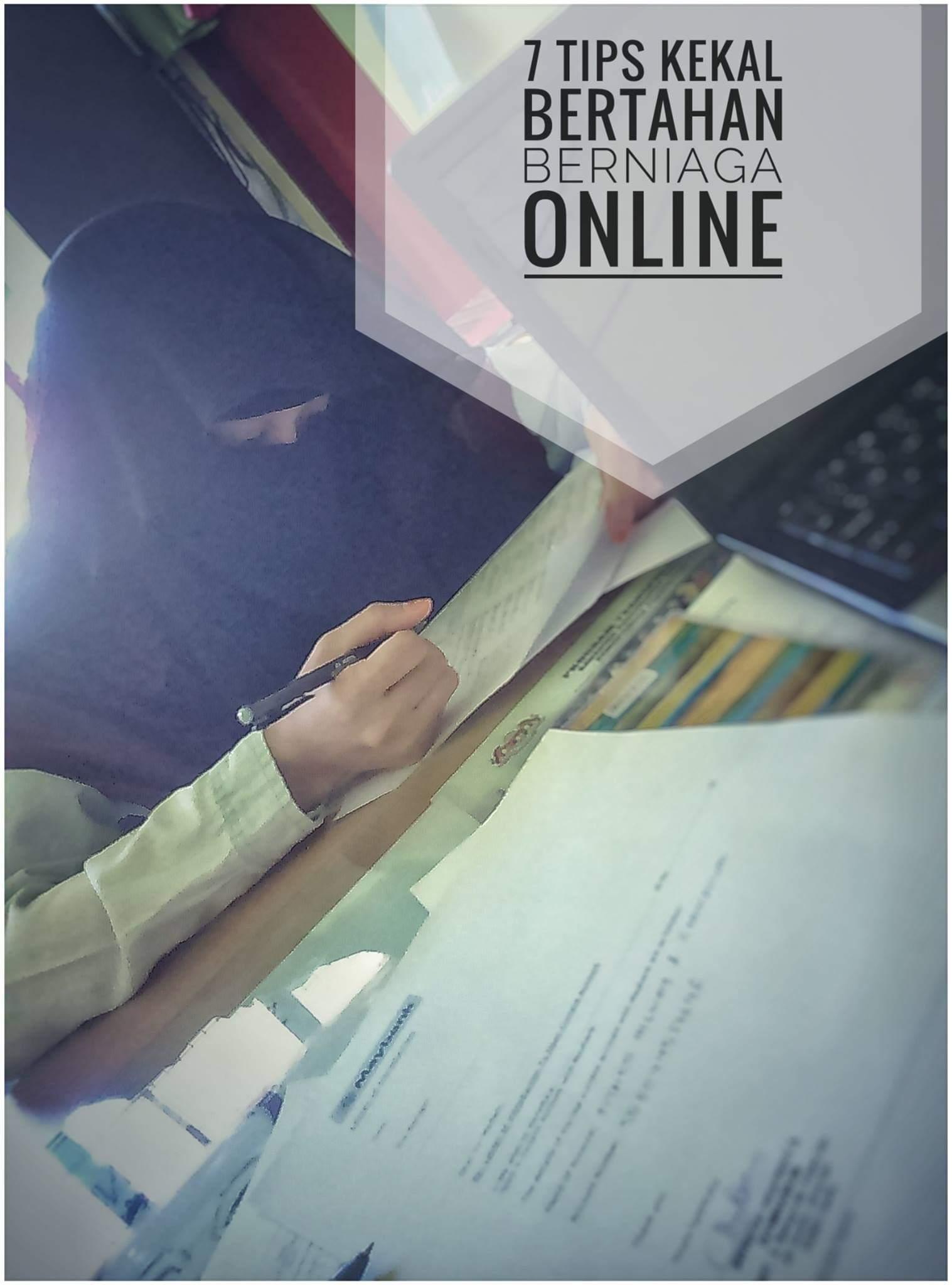 Tip Survive Dalam Bisnes Online, dropship shopee, seller shopee,