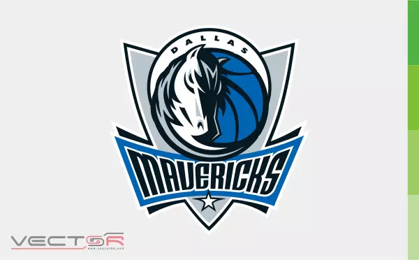 Dallas Mavericks Logo - Download Vector File CDR (CorelDraw)