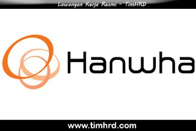 Lowongan Kerja Resmi Hanwha Mining Services Indonesia