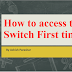 How To Access Cisco Switch in Networking