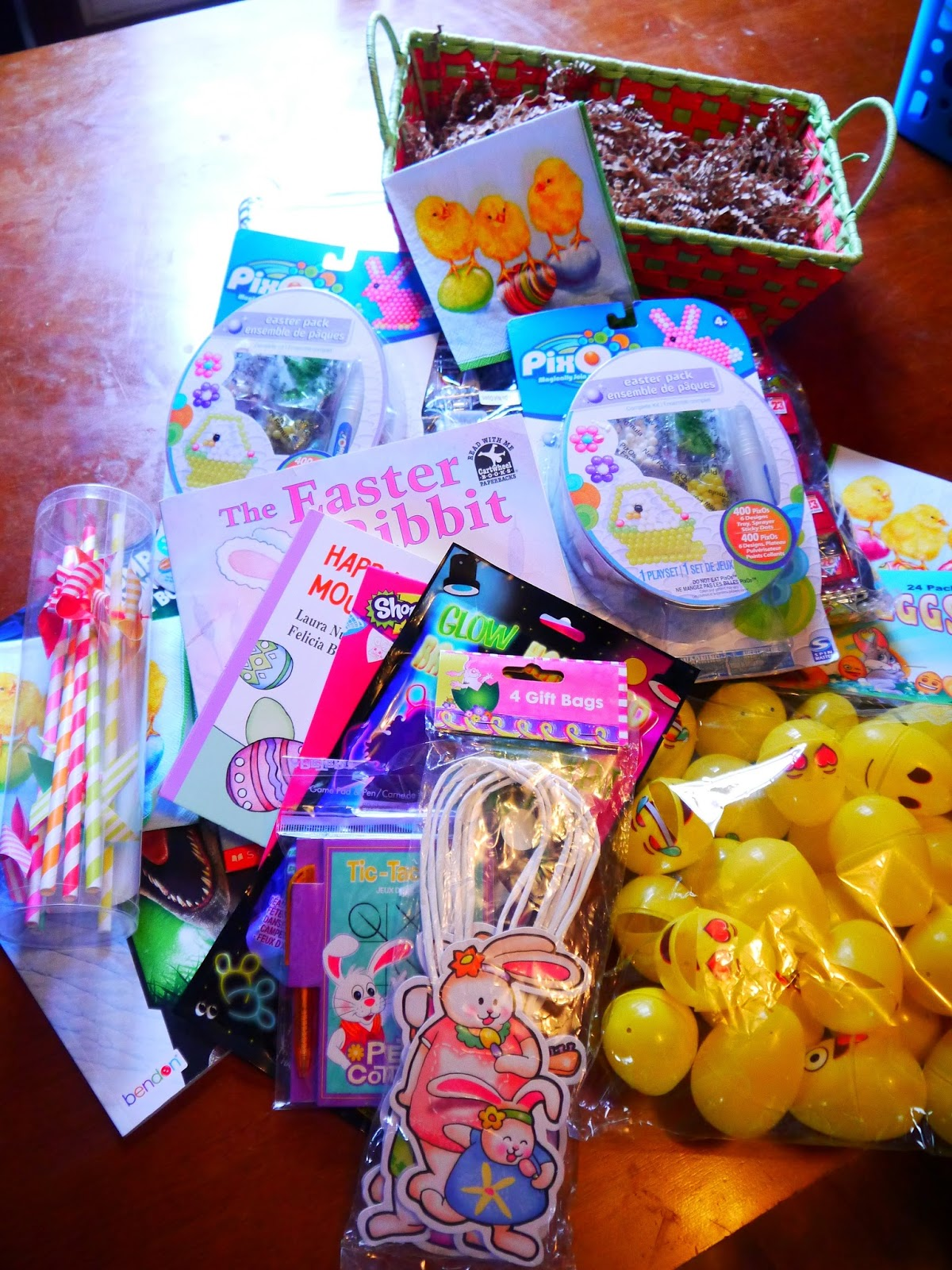 Easter Basket Ideas Without Candy The Western New Yorker